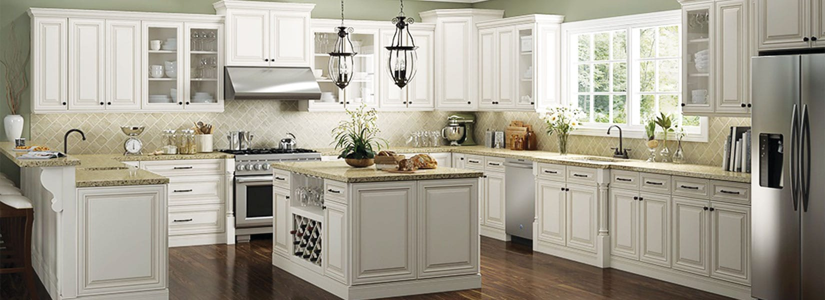 Kitchen Cabinets Ready For You