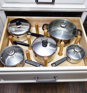 COOKING Storage Solutions